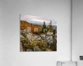 Bear Rocks Overlook apmi 1789  Acrylic Print