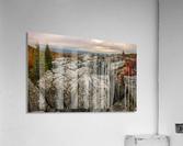 Bear Rocks Preserve apmi 1791  Acrylic Print