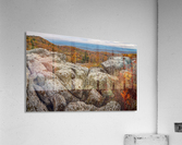 Bear Rocks Overlook apmi 1793  Acrylic Print