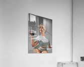 Wake Up And Smell The Coffee  Acrylic Print