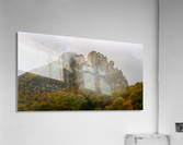 Seneca Rocks apmi 1881  Acrylic Print