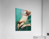 The Greens  Acrylic Print
