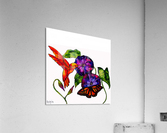 Spring Symphony  Acrylic Print
