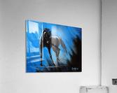 Midnight Blue   Acrylic Print