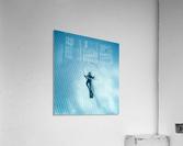 diver 3  Acrylic Print