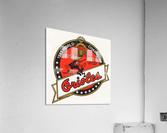1983 Baltimore Orioles World Champions Art  Acrylic Print