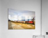 Great Canadian Railroad  Acrylic Print