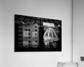 Building and Bridge  Acrylic Print