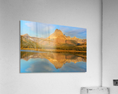 Glacier National Park Montana  Acrylic Print