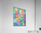 Colorful flowers  Acrylic Print
