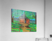 Hut  Acrylic Print