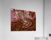 Gush  Acrylic Print