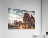 Arches National Park UT  Acrylic Print