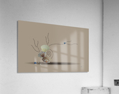 Incensed  Acrylic Print