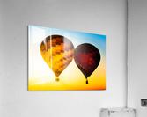Look Into The Sun  Acrylic Print