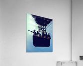Basket Full Of Aeronauts  Acrylic Print