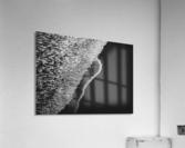 Moonlight Waves Revere Beach  Acrylic Print