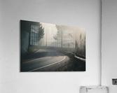 Pacific Coast Highway Mist  Acrylic Print