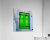 Windows of the World  Acrylic Print