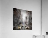 City-Art NYC 5th Avenue Traffic  Acrylic Print