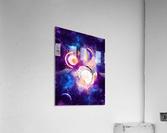 Dream Art XVIII - Cosmic World  Acrylic Print