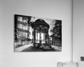 Temple of Love  Impression acrylique