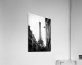 Under the Eiffel tower   Impression acrylique