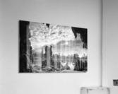 Daumesnil lake  Impression acrylique