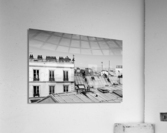 Roofs of Paris   Impression acrylique