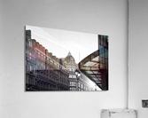 Rivoli street  Impression acrylique