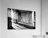 Bercy bridge  Impression acrylique