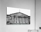 Bourbon palace  Impression acrylique