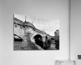Pont Neuf  Impression acrylique