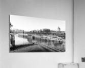 Under the Pont des Arts  Impression acrylique