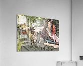 A FAIRY TALE STORY -Art- Photo  1-4   Acrylic Print