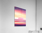 Abstract Movement XIX  Acrylic Print