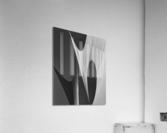 Abstract Sailcloth 11  Acrylic Print