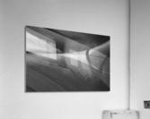 Abstract Sailcloth 15  Acrylic Print