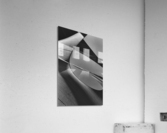 Abstract Sailcloth 13  Acrylic Print