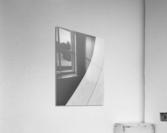 Abstract Sailcloth 7  Acrylic Print