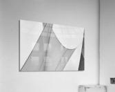 Abstract Sailcloth 8  Acrylic Print