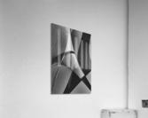 Abstract Sailcloth 16  Acrylic Print