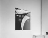 Abstract Sailcloth 4  Acrylic Print
