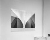 Abstract Sailcloth 1  Acrylic Print
