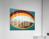 Absorbed-in-Ocean  Acrylic Print