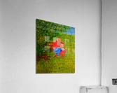 les amoureux  Acrylic Print