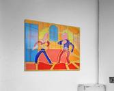 partage  Acrylic Print