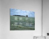 Vauban Tower on Tattihou island ile de Tattihou et sa tour Vauban  Acrylic Print