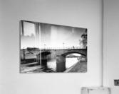 Archeveche bridge  Impression acrylique