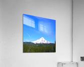Mount Hood in Spring  Acrylic Print